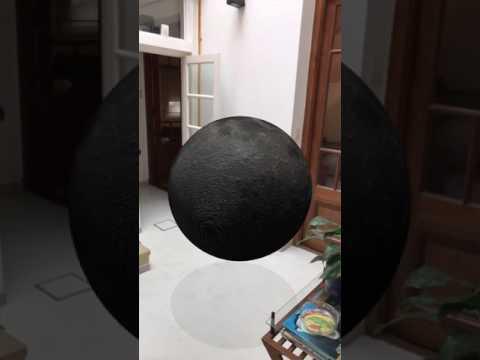 Moon landing @ my kitchen.