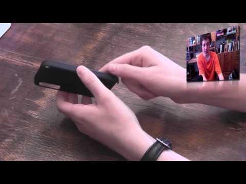 Mein Favorit der iPhone Cases - Quadocta Arbor iPhone 4(S) Case Review
