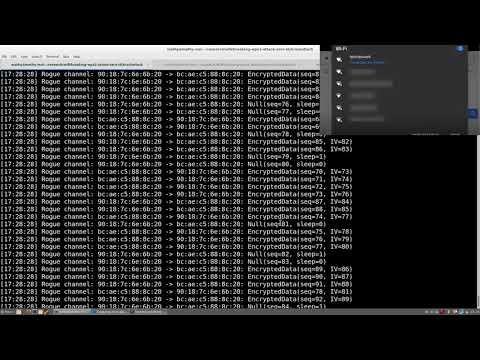 KRACK Attacks: Bypassing WPA2 against Android and Linux