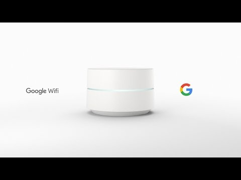 Meet Google Wifi