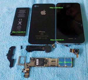 Apple iPhone 4G / iPhone HD mit A4 Prozessor