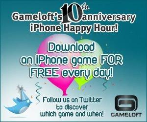 10 kostenlose iPhone Apps Spiele von Gameloft