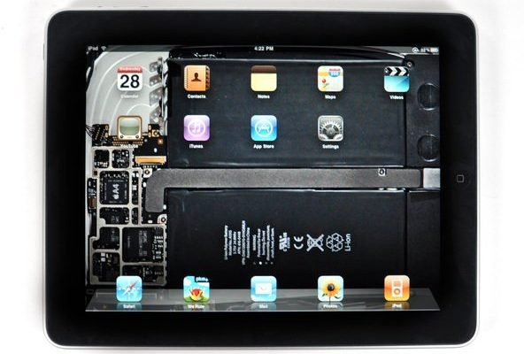 Apple Ipad Wallpaper Von Ifixit Zum Download