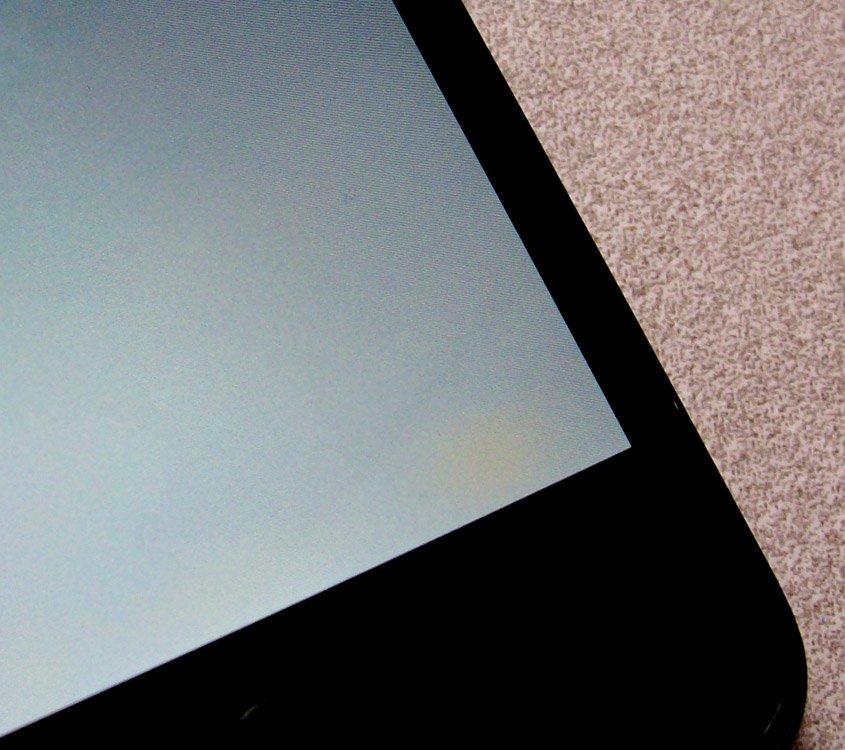 Gelbe Flecken auf iPhone 4 Display 43