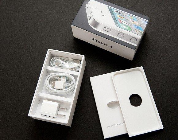 weißes iPhone 4 zu Weihnachten 2010?