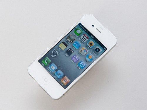 Weißes iPhone 4 nicht vor Frühjahr 2011 zu kaufen!