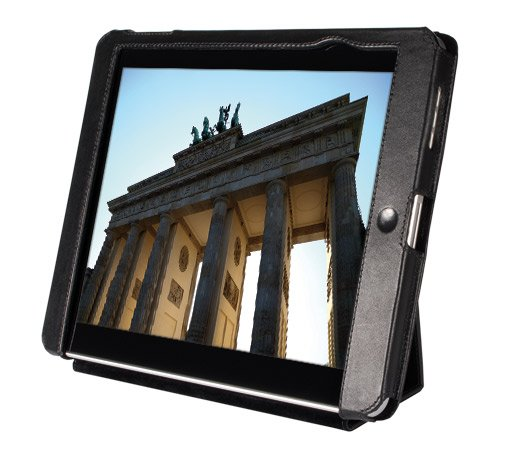 SeeJacket Leather - hochwertiges iPad Case