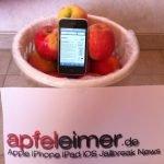 Gewinner Artwizz Seejacket Silicone für iPhone 4