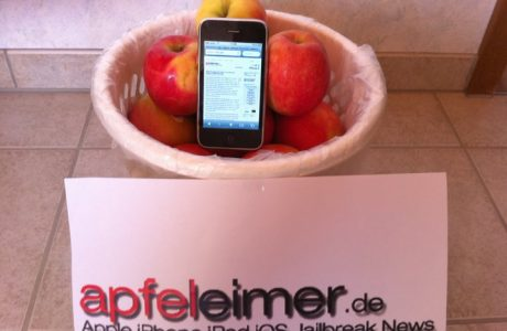 Gewinner Artwizz Seejacket Silicone für iPhone 4