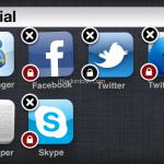 Cydia App Locktopus - Passwortschutz für Apps