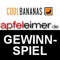 Apple iPad Hüllen & Taschen Gewinnspiel Cool Bananas