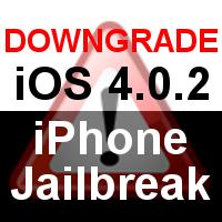 iPhone 4 / iPhone 3GS Downgrade von iOS 4.0.2 ohne SHSH Blobs nicht möglich