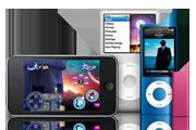 Bald gibts neue iPods: iPod touch 4, iPod classic, iPod nano, iPod shuffle