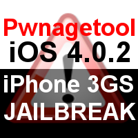 iOS 4.0.2 iPhone 3GS (alter Bootrom) Jailbreak mit Pwnagetool gelungen