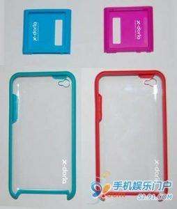 Cases für neuen iPod touch 4 und iPod nano / iPod shuffle ?