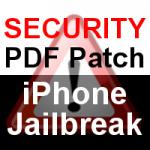 PDF Patch in Cydia schließt Sicherheitslücke in iOS < 4.0.2 für iPhone, iPad, iPod touch