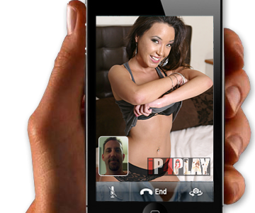 iPhone 4 Porn via Facetime Video Chat