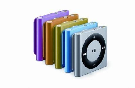 Apple zeigt neuen iPod shuffle