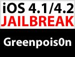 Greenpois0n iOS 4.1 Jailbreak Download für Mac OS X kommt
