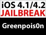 Greenpois0n iOS 4.1 Jailbreak Download für Mac OS X kommt