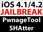 iOS 4.1 Jailbreak Greenpois0n nicht für iPhone 3GS / iPod touch 3G
