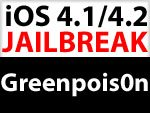 Greenpois0n iOS 4.1 Jailbreak jetzt Open Source