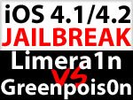 Limera1n vs. Greenpois0n - warum zwei iPhone iOS 4.1 Jailbreaks?