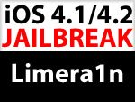 Limera1n Jailbreak iOS 4.1 - Download für Mac OS X