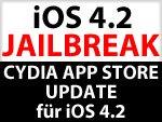 Cydia Jailbreak App Store wird iOS 4.2 tauglich