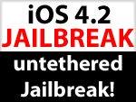 Untethered Jailbreak für iOS 4.2 - jetzt SHSH für iOS 4.1 sichern!