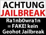 ra1nb0wra1n kein Geohot Jailbreak / Unlock für iOS 4.2.1 / iOS 4.3 ^