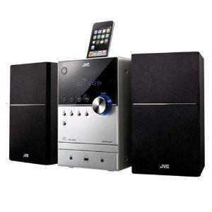 Amazon Blitzangebot: JVC UX-SG5SE mit iPod Dock