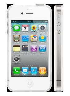 So schauts aus, das weiße iPhone 4!