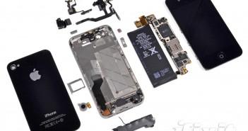 iphone 4s zerlegt