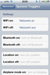 Endlich Sprachbefehle in deutsch mit Siri