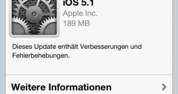 Download Links iOS 5.1