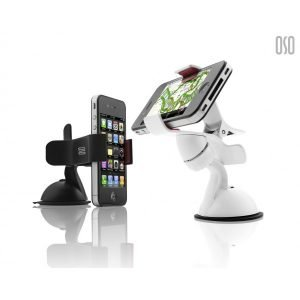 OSO Space Mount: bombenfeste Autohalterung fürs iPhone (Verlosung) oso space mount 300x300