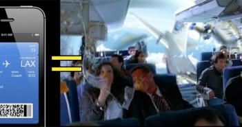 Apple Easteregg in WWDC Video: LOST Flug Oceanic 815 in Passbook