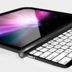iPad Surface? iPad mit Schiebe-Tastatur?