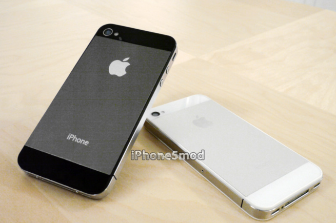 iPhone 4S Umbaukit zum neuen iPhone 5