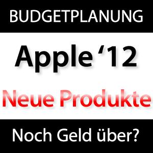 Noch Restgeld für neue Apple Produkte?