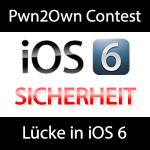 iOS 6 Sicherheitslücke betrifft auch iPhone 5! pwn2own