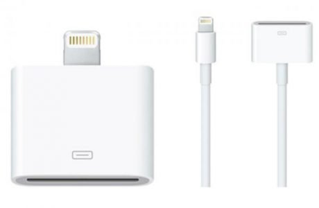 iPhone 5 Lightning Adapter bei Amazon