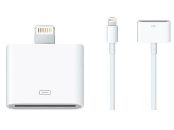 iPhone 5 Lightning Adapter bei Amazon