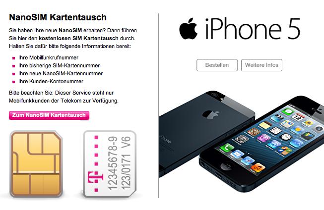 iphone 4 sim karte tauschen