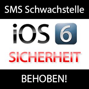 Pod2g: SMS Schwachstelle in iOS 6 behoben