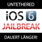 Kein untethered iOS 6 Jailbreak für iPhone 4S & iPhone 5 auf WWJC