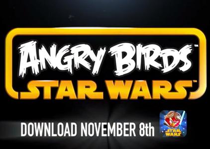 Angry Birds Star Wars 8. November!