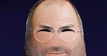 Daumen hoch für Steve Jobs