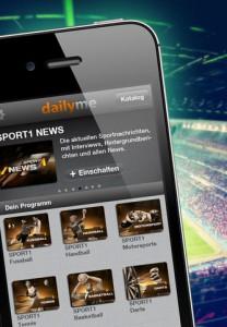 dailyme TV bringt kostenlos TOP TV-Serien & Filme aufs iPhone & iPad 1